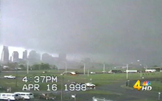 Nashville Tornado 1998