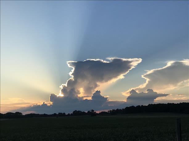 Thunderstorm Cloud 1
